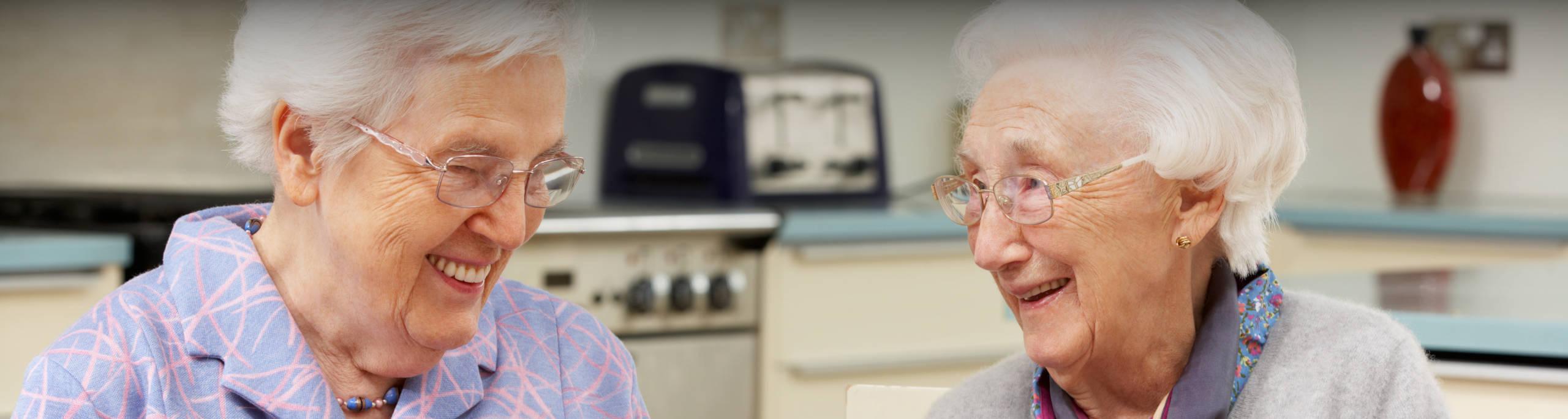 Seniorendomizile und Pflegeheime in Osteuropa