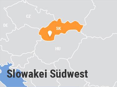 Slowakei Südwest