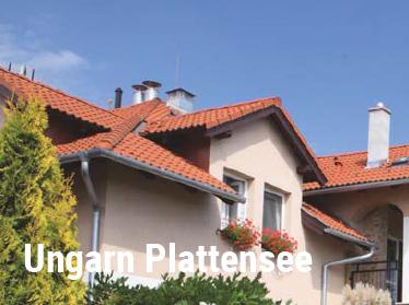 Ungarn Plattensee