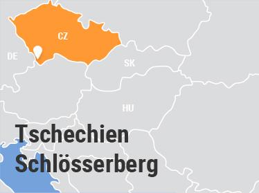 Tschechien Schlösserberg