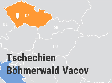 Tschechien Böhmerwald Vacov