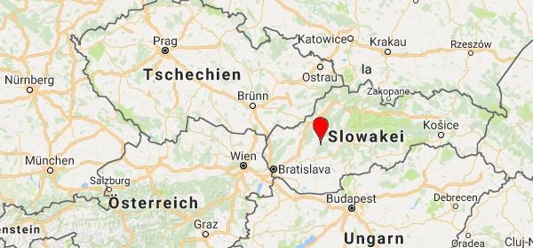 SeniorPalace Slowakei Südwest